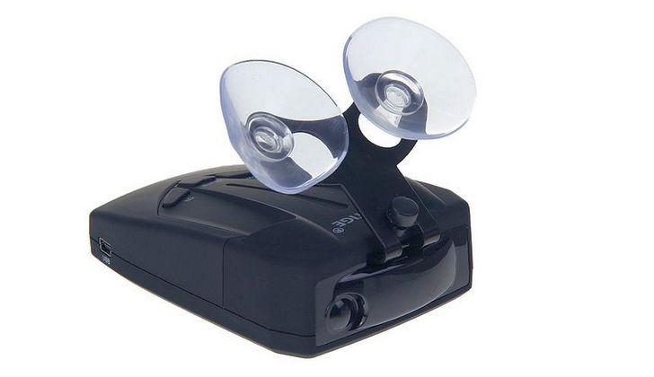 Детектор с лазерным приемником