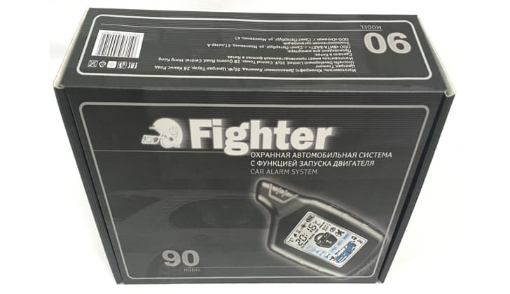 Fighter в коробке
