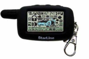 Как сбросить сигнализацию Starline А9 на заводские настройки