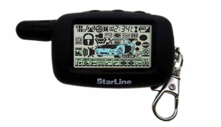 Фирма Starline модель А9