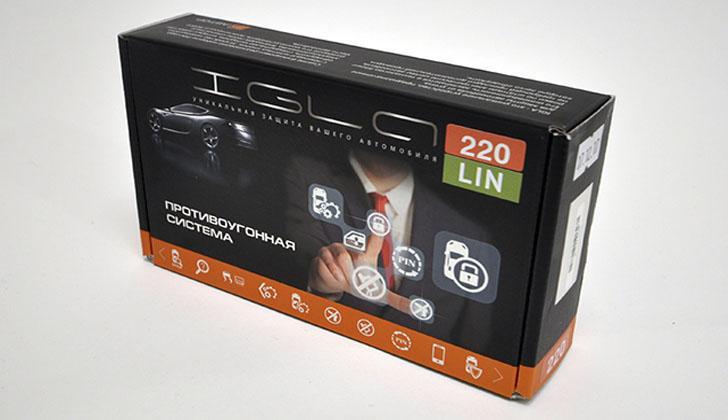 Igla 220 в коробке