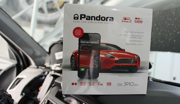 Инструкция Pandora DXL 3910 Pro