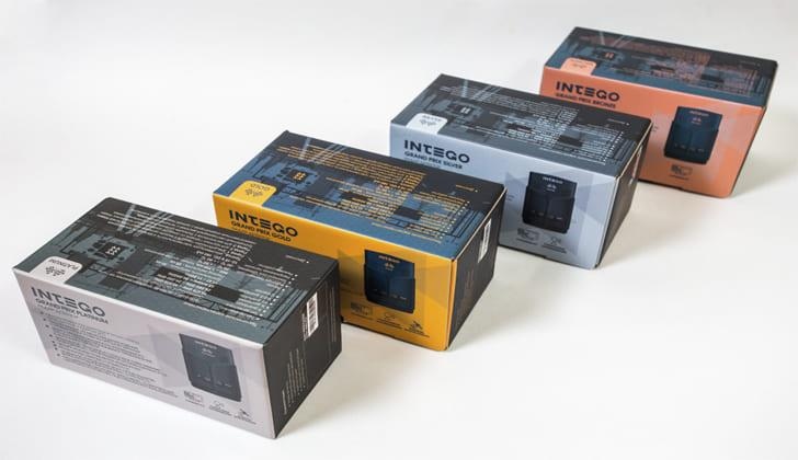 Intego Grand Prix Platinum в коробках