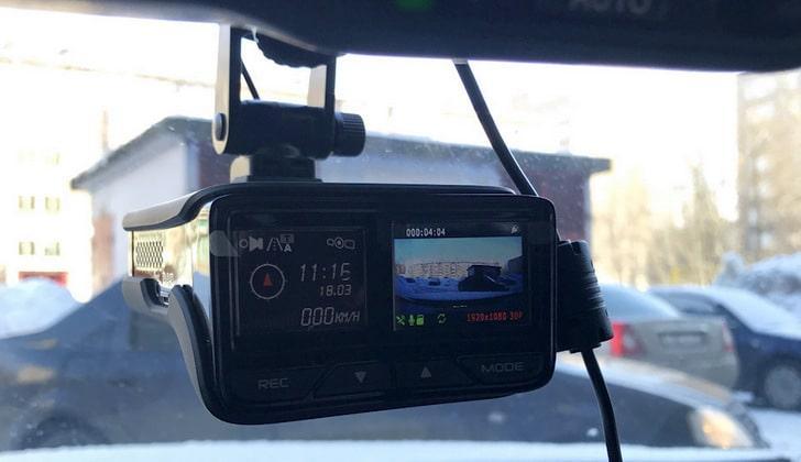 Комбо-устройство с GPS