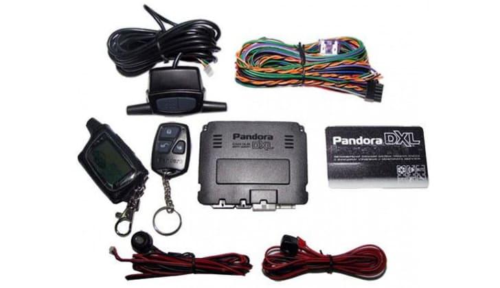 Комплект от Pandora DXL-3210