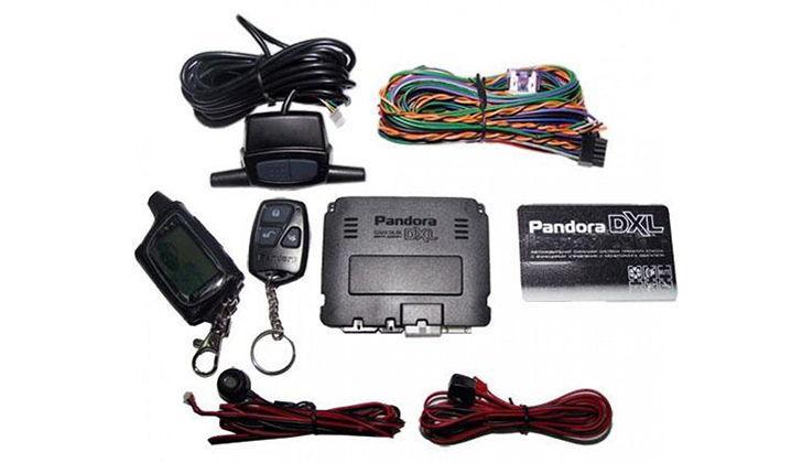 Комплектация Pandora DXL3700