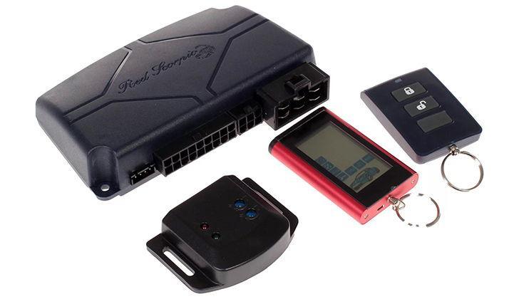 Комплектация сигнализации Red Scorpio Premium