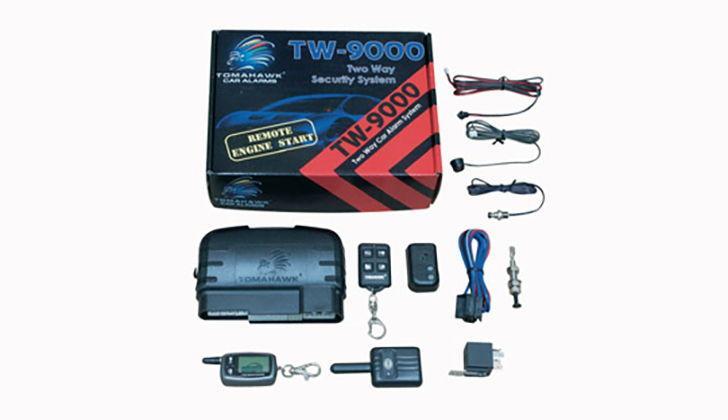 Комплектация Tomahawk TW-9000