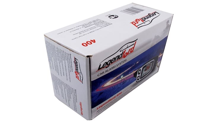 Legendford 400 в коробке