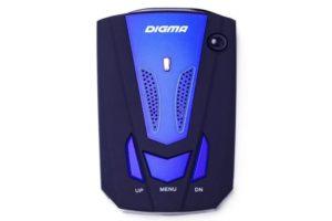 Автомобильный радар-детектор Digma DCD-100