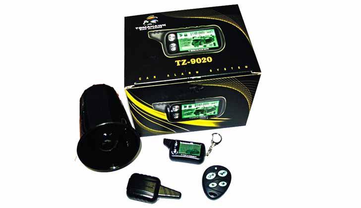 Модель для авто Tomahawk 9020