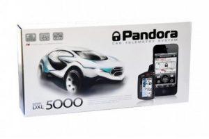 Сигнализация Pandora DXL-5000 с двухсторонней связью
