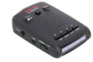 Универсальный антирадар Sho-Me G-900STR с GPS-модулем