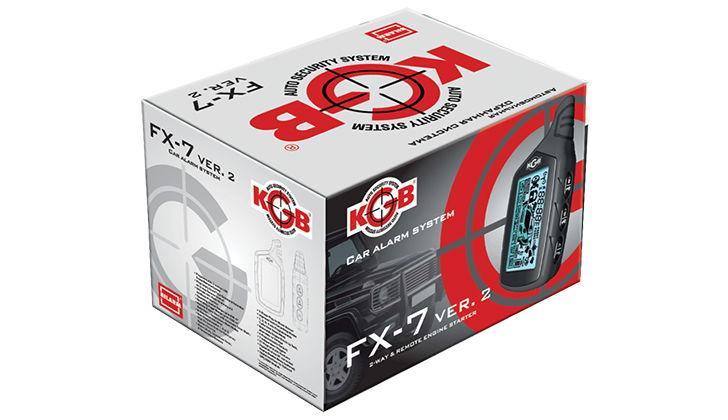 Модель KGB FX-7