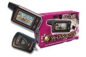Сигнализация Pharaon LC-100 (установка и применение)
