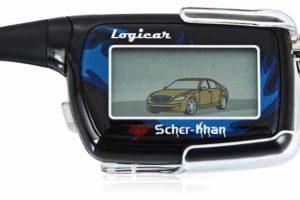 Инструкция по эксплуатации автосигнализации Scher-Khan Logicar 4