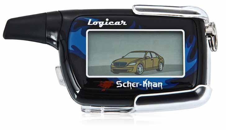 Модель Scher-khan Logicar 4