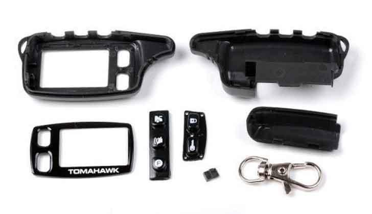 Модель сигналки Tomahawk TW-9010