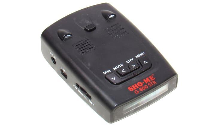 Модель техники Sho-Me G-800 STR