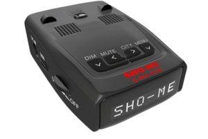 Обновление базы сигнатурного антирадара Sho-Me G-800STR