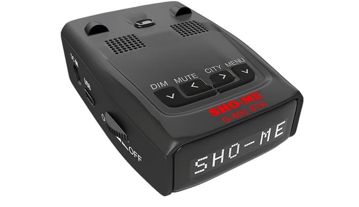 Модель техники Sho-Me G-800STR