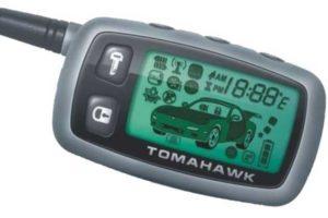Инструкция по эксплуатации сигнализации Tomahawk 9010 с автозапуском