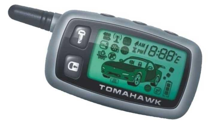Модель Tomahawk 9010