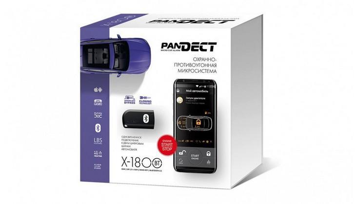 Модель X-1800 BT