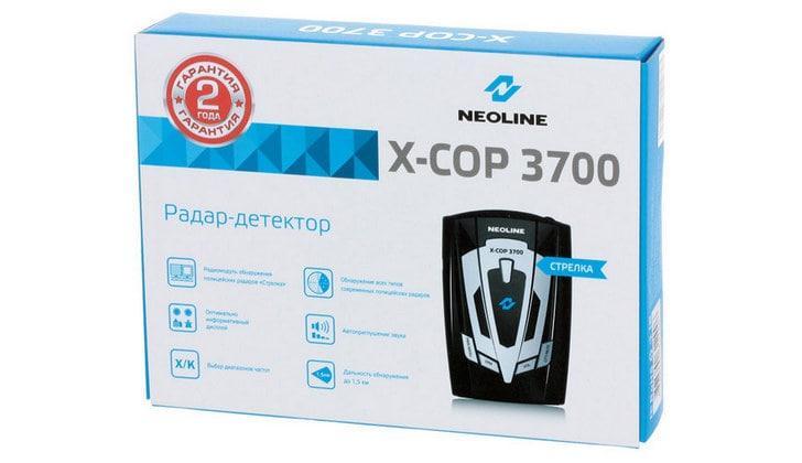 Модель X-COP 3700