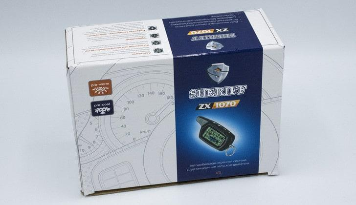 Модель ZX-1070