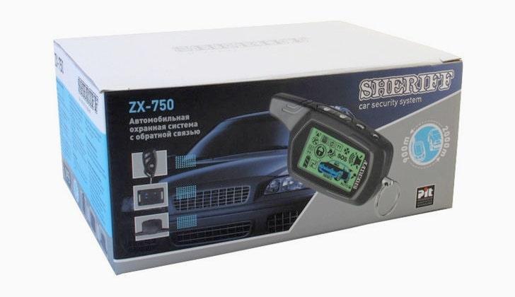 Модель ZX-750