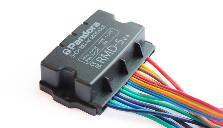 Модуль сигнализации Pandora DXL3500i