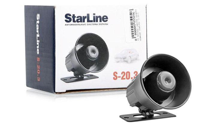 Охранная система Starline 203