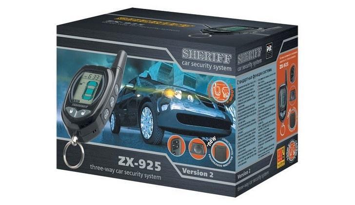 Охранная система ZX-925
