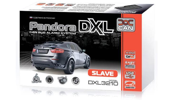 Pandora DXL-3210 в коробе