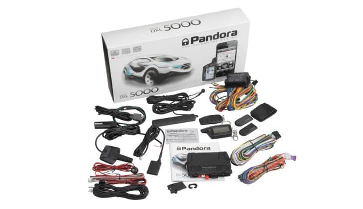 Pandora комплект