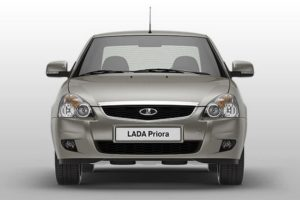 Точки подключения сигнализации к автомобилю Лада Приора