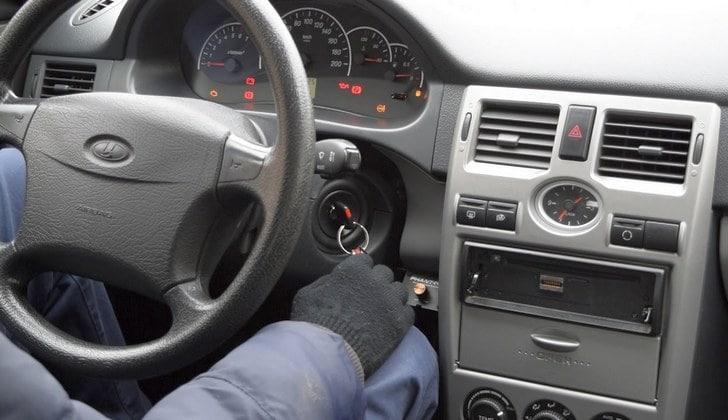 Процесс аварийного выключения