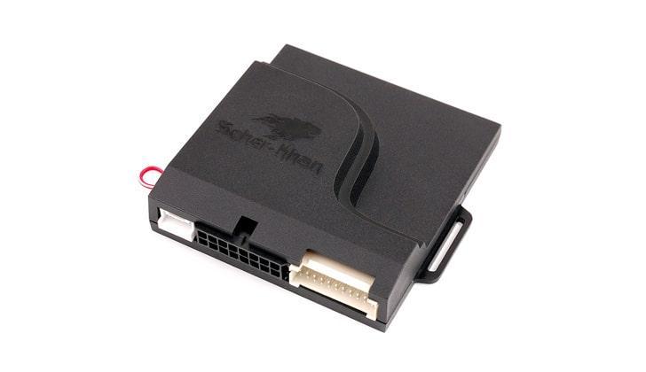 Процессорный блок сигнализации