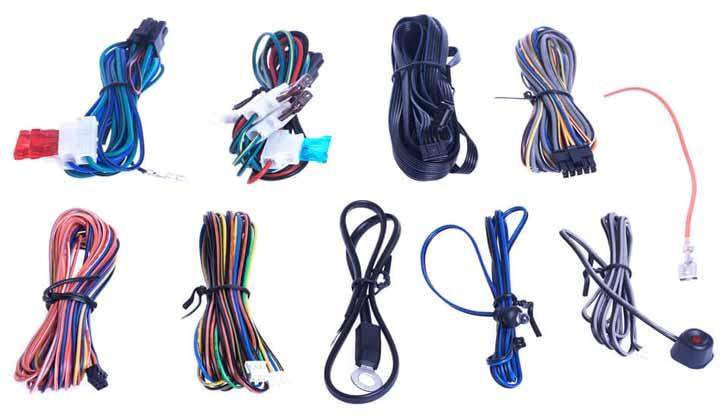 Провода для Starline A93