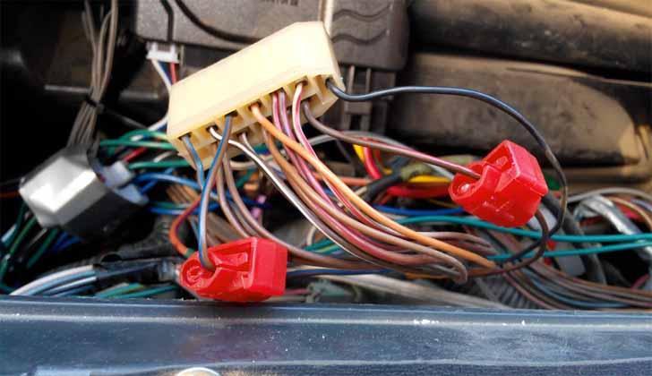 Провода в ВАЗ-2114