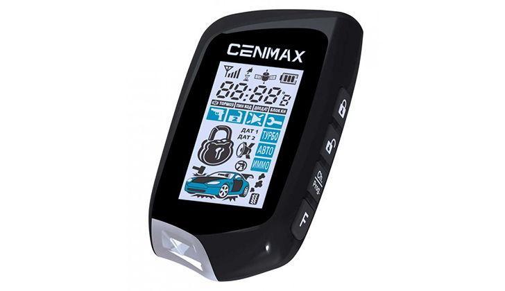 Пульт управления от сигнализации Cenmax