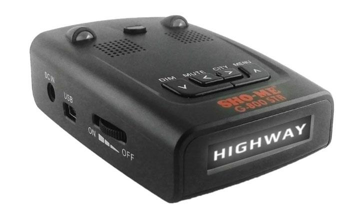 Радар-детектор для авто