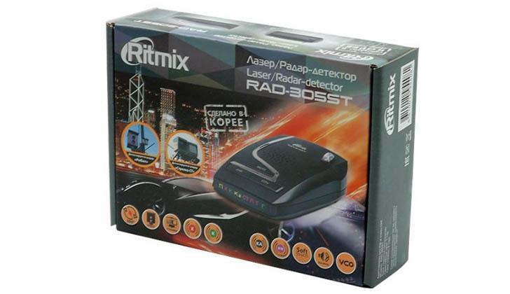 Ritmix RAD-305ST в коробке