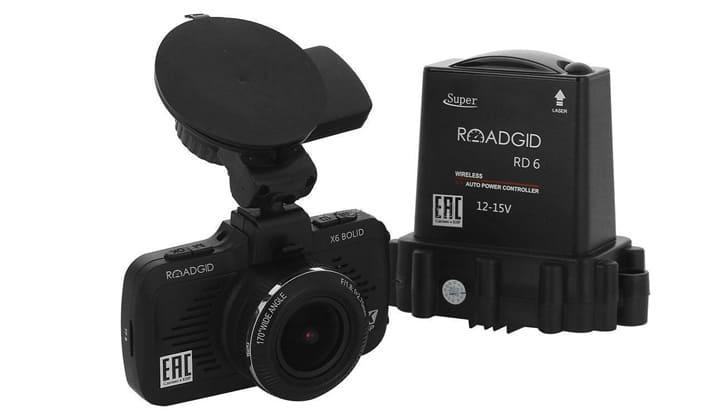 Roadgid X6 Bolid RD-6