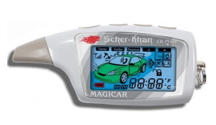Scher-Khan 5 модель техники