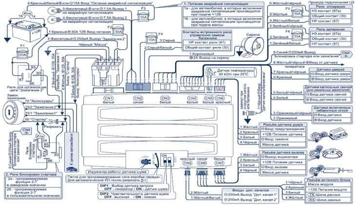 Scher-Khan Logicar A схема