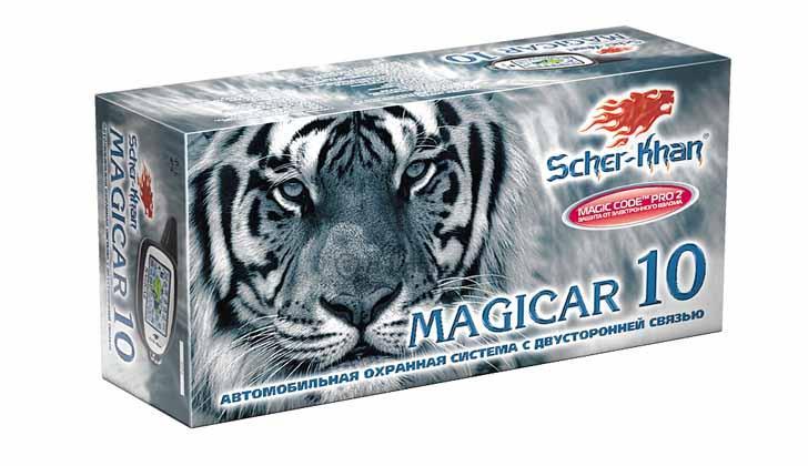 Scher-Khan Magicar 10 в коробке