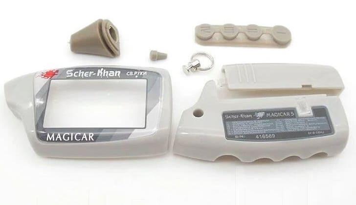 Scher-Khan Magicar 5 окрытый