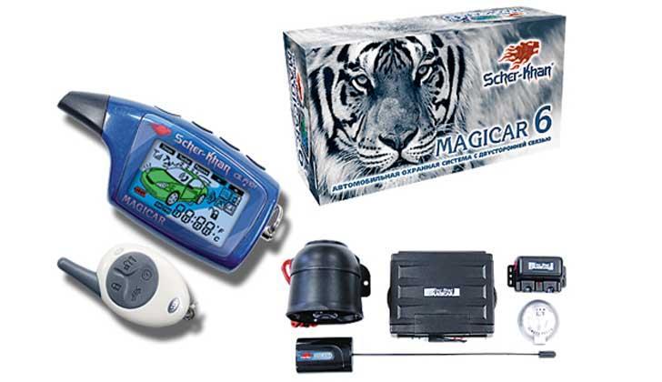 Scher-Khan модель Magicar 6